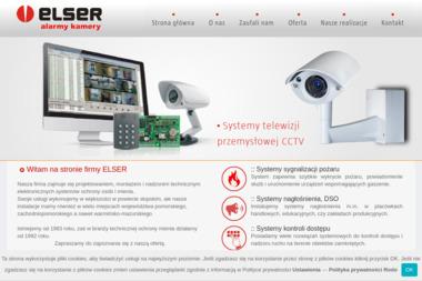 Elser - Kamery do Monitoringu Słupsk