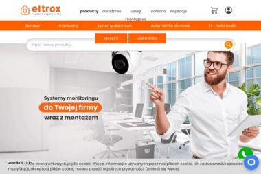 Eltrox - Automatyka, elektronika, urządzenia Kielce