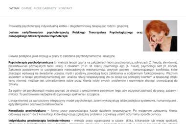 Psycholog Elżbieta Pniewsk - Psycholog Mrągowo