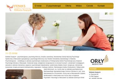 Gabinet Psychoterapeutyczny FENIKS - Psycholog Gajewo