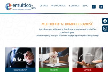 eMultico - Ubezpieczenie firmy Limanowa