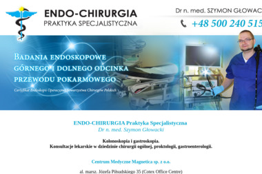 ENDO-CHIRURGIA - Psycholog Żuromin