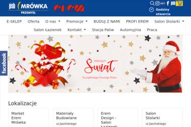 Centrum Budownictwa i Ogrodnictwa EREM - Drzwi Przemyśl