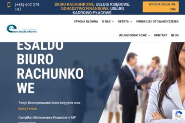 eSALDO Biuro Rachunkowe - Wirtualne biuro Łódź