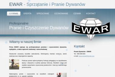 Pranie Dywanów - EWAR - Pranie Podsufitki Siedlce