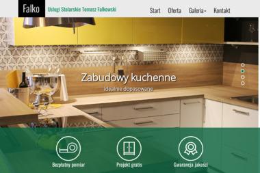 FALKO ZAKŁAD STOLARSKI Tomasz Falkowski - Stolarz Białystok