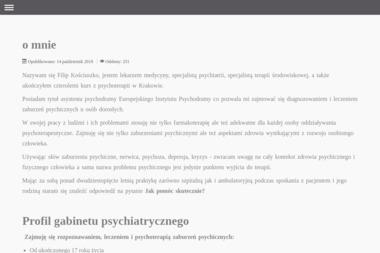 Niepubliczny Zakład Opieki Zdrowotnej Joloko - Psycholog Zamość