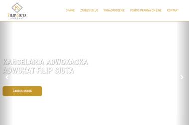 Kancelaria Adwokacka Adwokat Filip Siuta - Prawo Rodzinne Aleksandrów Kujawski