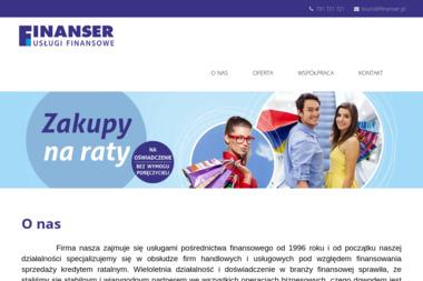 FINANSER - Pośrednicy Kredytowi Konin