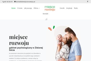 Gabinet Psychologiczny mgr Małgorzata Grudzińska - Psycholog Zielona Góra