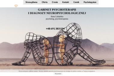 Gabinet Psychoterapii Anna Lubańska - Psycholog Wałbrzych