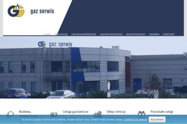 """Specjalistyczne Usługi Gazownicze """"Gaz Serwis"""" Spółka z o.o - Odświeżanie Elewacji Opatówek"""