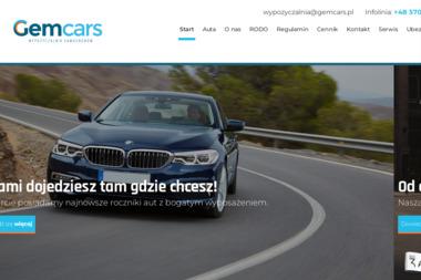 Gemcars - Wypożyczalnia samochodów Chojnice