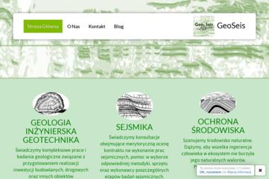 GeoSeis - Badanie Geotechniczne Witanowice