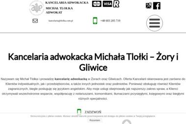 Kancelaria Adwokacka Michał Tlołka - Prawo Rodzinne Gliwice