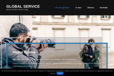 BIURO DETEKTYWISTYCZNE GLOBAL SERVICE - Detektyw Kalisz