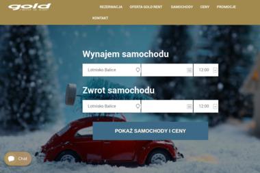GOLD RENT Sp. z o.o.RENT Sp. z o.o. - Wynajem Samochodów Kraków