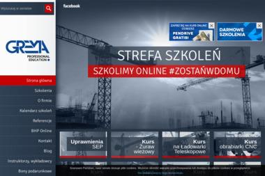Centrum Szkoleń Zawodowych GREMA - Szkolenia Nowy Sącz