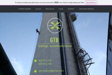 GTB Tomasz Baster - Prace na Wysokościach Kraków