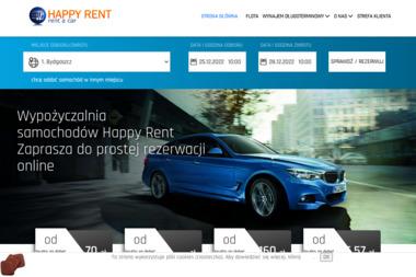 HAPPY RENT - Wypożyczalnia samochodów Bydgoszcz