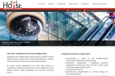 Hoist-Zabezpieczenia Techniczne - Kancelaria prawna Kętrzyn
