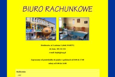 Hojda Biuro Rachunkowe - Usługi finansowe Hrubieszów
