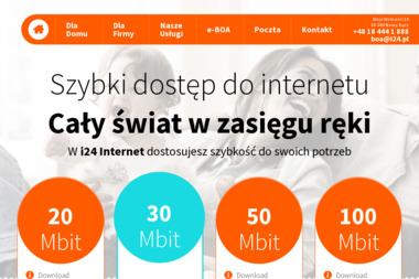 i24.pl - Internet Nowy Sącz