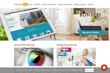 Internet Arts - Strony internetowe Łącko