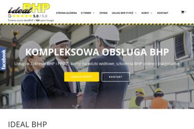 IDEAL BHP - Kurs Kpp Mogilno