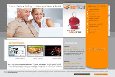 INTERMEDIA Agencja Interaktywna - Strona www Racibórz