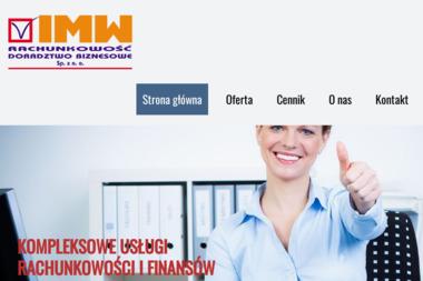 IMW Rachunkowość Doradztwo Biznesowe Sp. z o.o. - Biznes plan Ozimek
