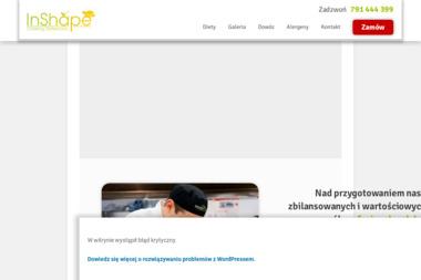 Catering Dietetyczny In Shape - Firma Cateringowa Lubań