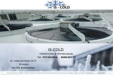 IS-COLD - Klimatyzacja Bolesławiec