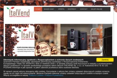 Italvend Sp. z o.o. - Ekspresy do Biura Poznań