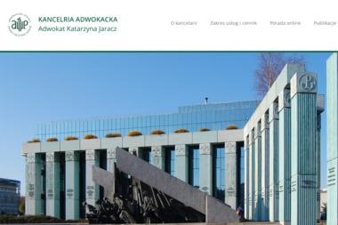 Kancelaria Adwokacka Adwokat Katarzyna Jaracz - Adwokat Krosno
