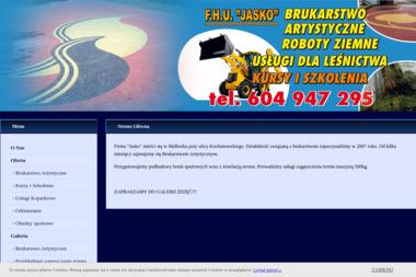 "F.H.U. ""Jasko"" - Odśnieżanie Malbork"