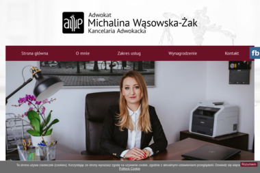 Adwokat Michalina Wąsowska-Żak - Adwokat Jastrzębie-Zdrój