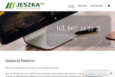 Jeszka.eu Andrzej Jeszka - Ubezpieczenia Samochodowe Rybnik