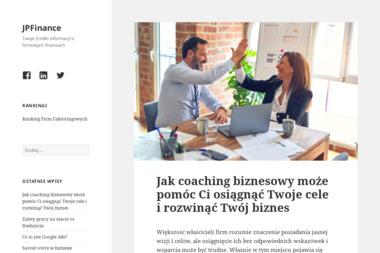 JP Finance Opole - Kredyt dla firm Opole