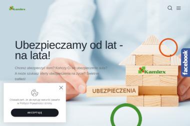 FHU Kamlex - Ubezpieczenie samochodu Żychlin