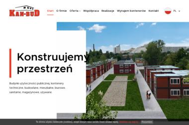 Kan-Bud Sp. z o.o. - Budowa Domu Modułowego Osieczna