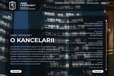 Kancelaria Janik i Wspólnicy - Porady Prawne Częstochowa