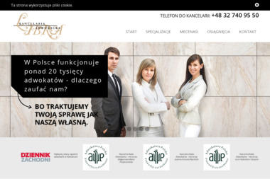 Kancelaria Adwokacka LIBRA - Kancelaria Adwokacka Zabrze