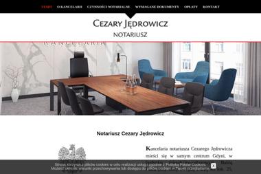 Cezary Jędrowicz - Adwokat Gdynia