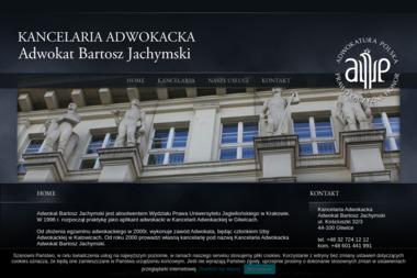 Adwokat Bartosz Jachymski - Kancelaria Adwokacka Gliwice