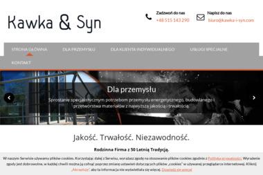 Kawka & Syn - Schody Metalowe Wewnętrzne Jelenia Góra