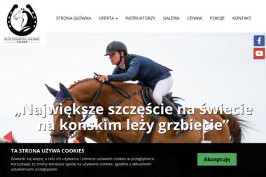 Stowarzyszenie Klub Jeździecki Lubliniec - Stadnina Koni Lubliniec