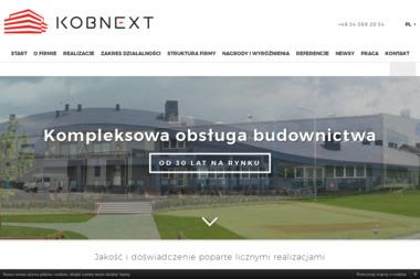 """Kompleksowa Obsługa Budownictwa """"KOBNEXT"""" Sp. z o.o. - Zbrojarz Częstochowa"""