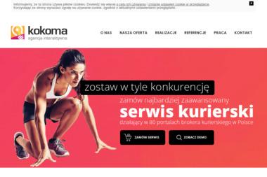 KOKOMA - Strony internetowe Koszalin