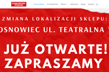 Komfortowe Podłogi - Wykładziny Mysłowice